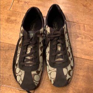Brand new women's coach sneakers